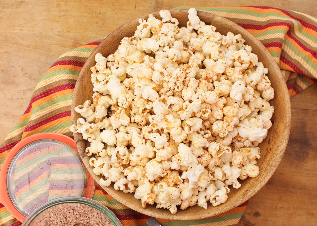 "Masala Spiced ""Bollywood"" Popcorn (Trader Joe's Clone)"