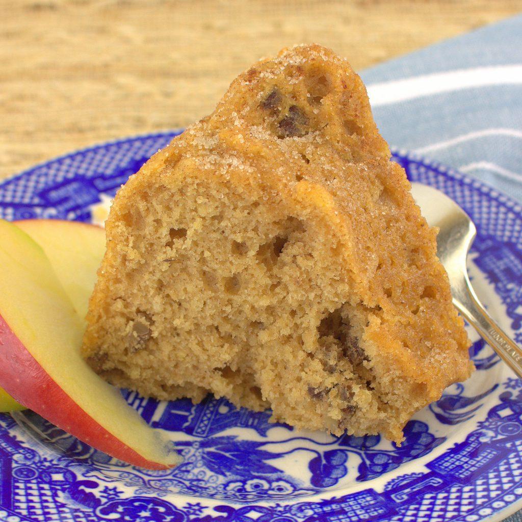 Diabetic Applesauce Spice Cake Recipe