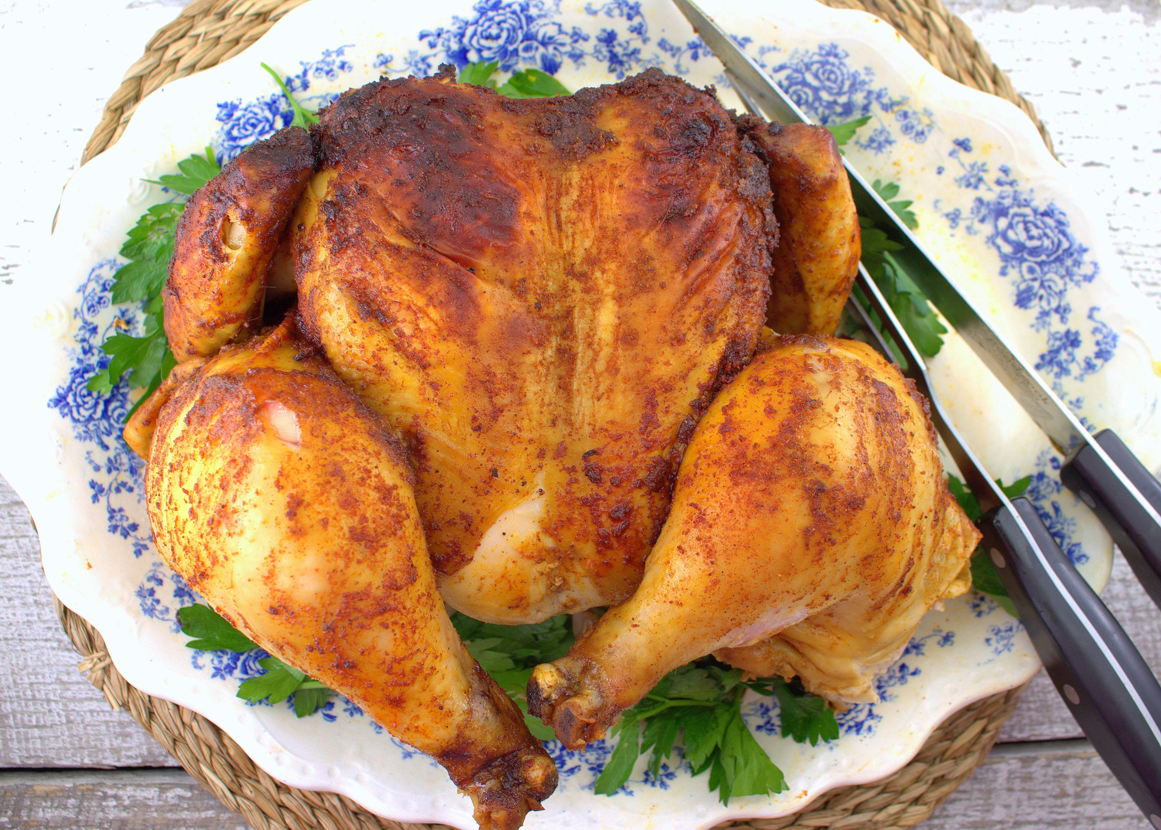 Bundt Pan Rotisserie Chicken Bundtbakers